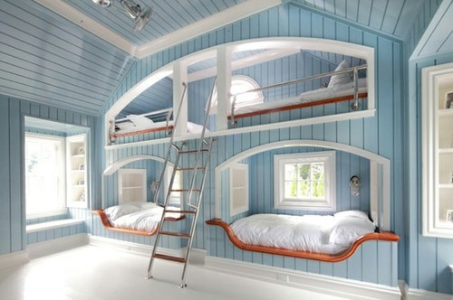 Image of: Garage with Spare Bedroom Idea