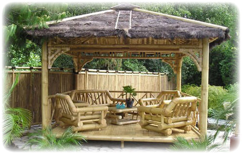 Image of: Garden Pergola Design Idea