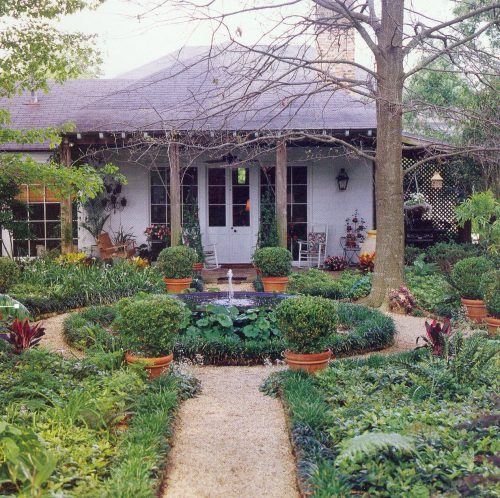 Home Landscaping Idea