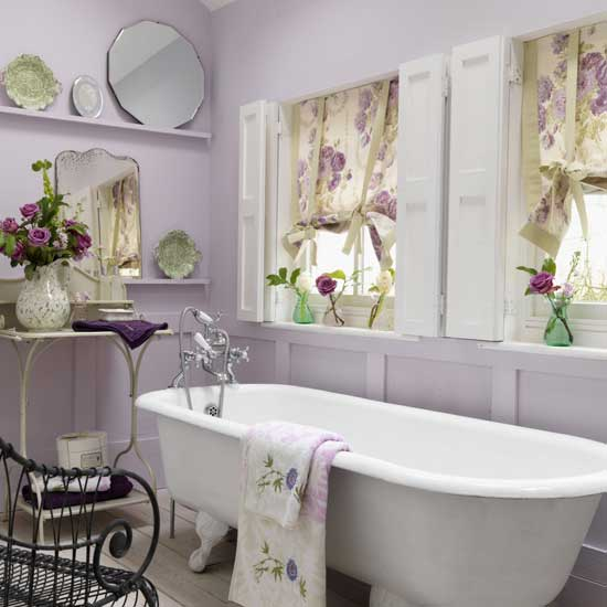 Image of: How to Decorate a Bathroom