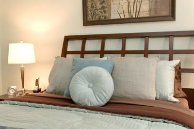 Image of: How to Mount Headboard