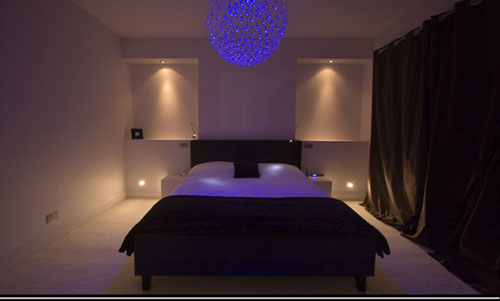 Indirect Decorative Bedroom Lighting