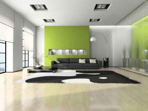 Image of: Indoor House Painting Colors