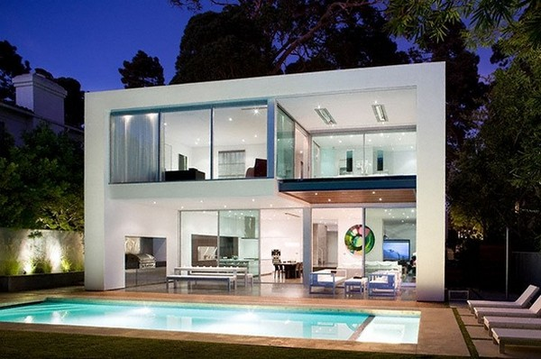 Image of: Kent's Modern White House