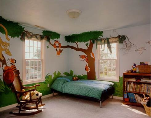 Image of: Kids Room Decorating Ideas Boys