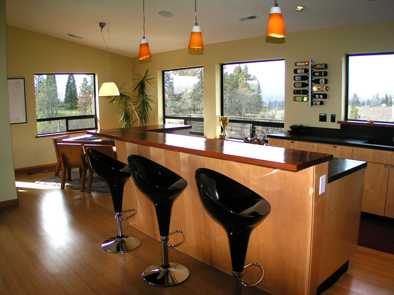 Image of: Kitchen Bar Counter for Home