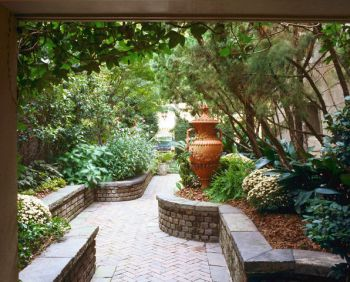 Image of: Landscape Design for House