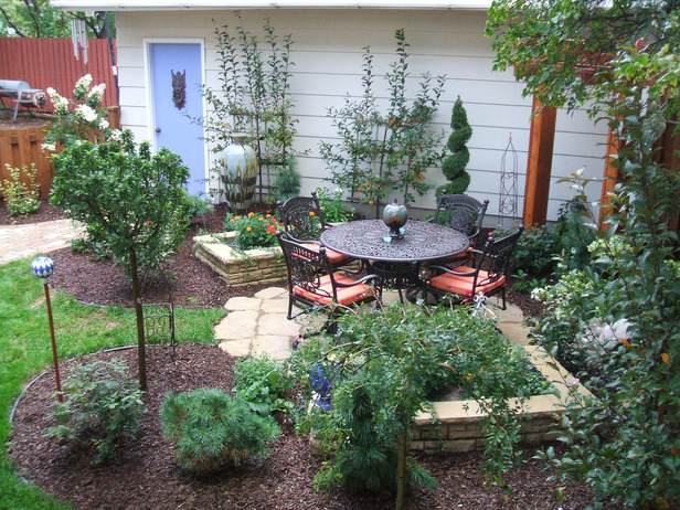 Landscape Idea for Small Space
