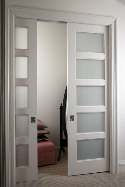 Large Pocket Door
