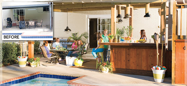 Image of: Lowe's Tiki Bar