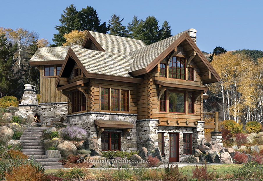 Luxury Rustic Cabin