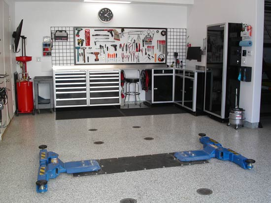 Image of: Pictures Of Modern Garage Ideas