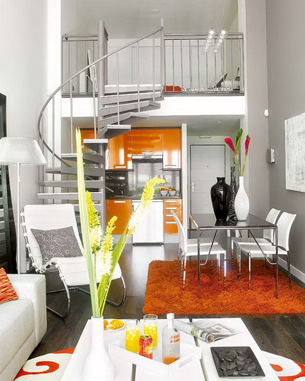 Image of: Modern Interior Design for Small Space