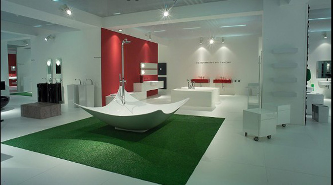 Modern Luxury Bathroom Design