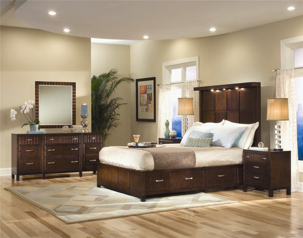 Image of: Neutral Bedroom Color Schemes
