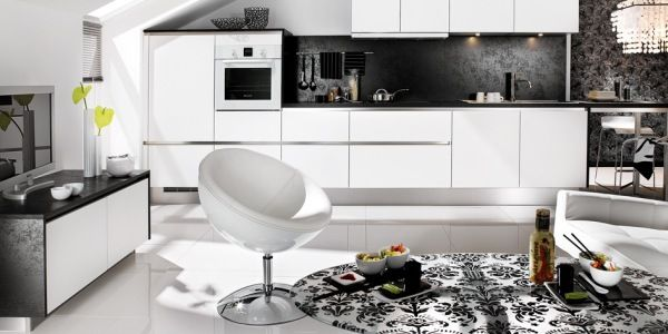 Image of: New Comfortable Kitchen Design