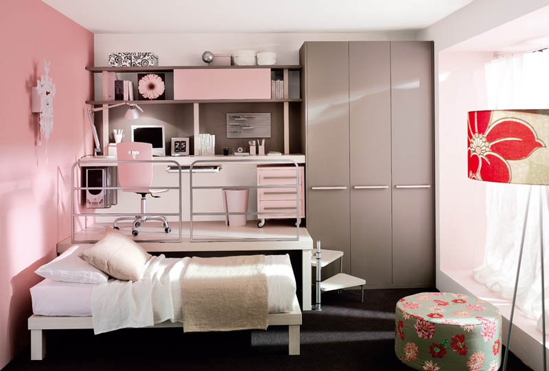 Image of: Pinky Furniture for Kid Room