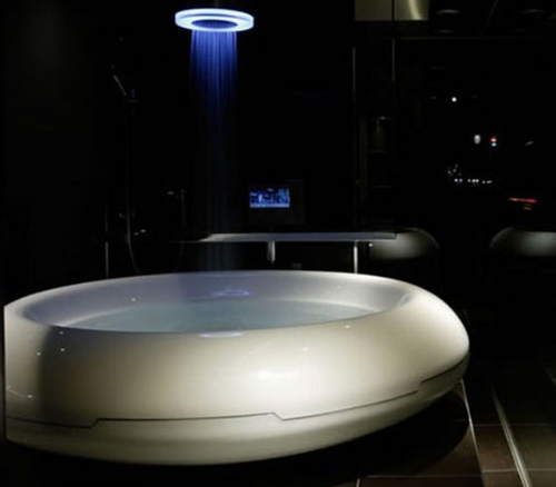 Image of: Sci Fi Bathroom