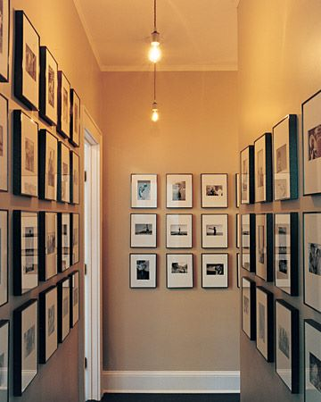 Small Hallway and Pictures