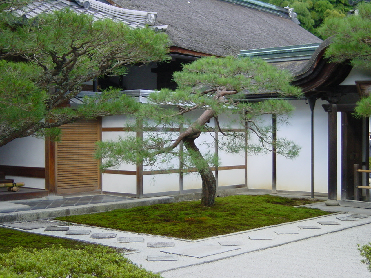 Image of: Small Japanese Garden Idea