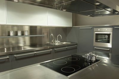 Image of: Stainless Steel Finishes