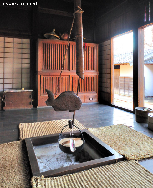 Image of: Traditional House in Japan