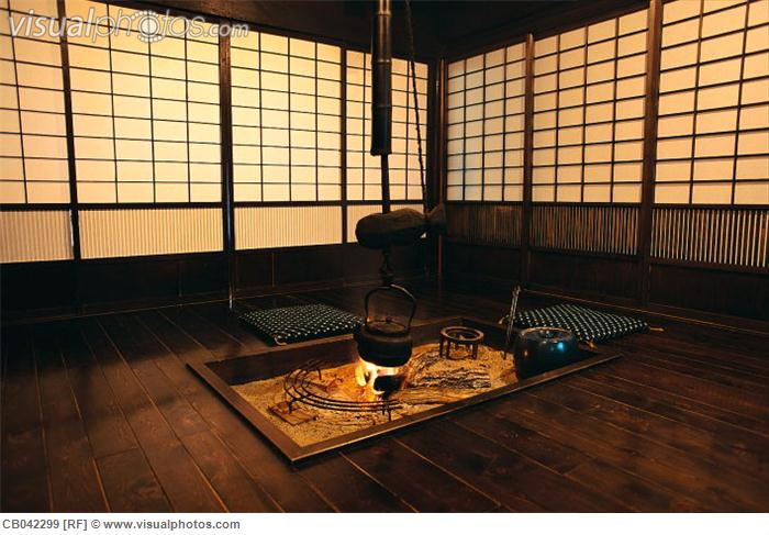 Image of: Traditional Japanese Home