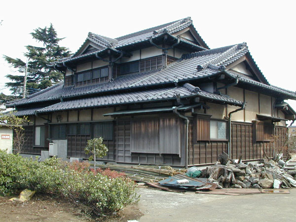 Image of: Cool Traditional Japanese House Ideas