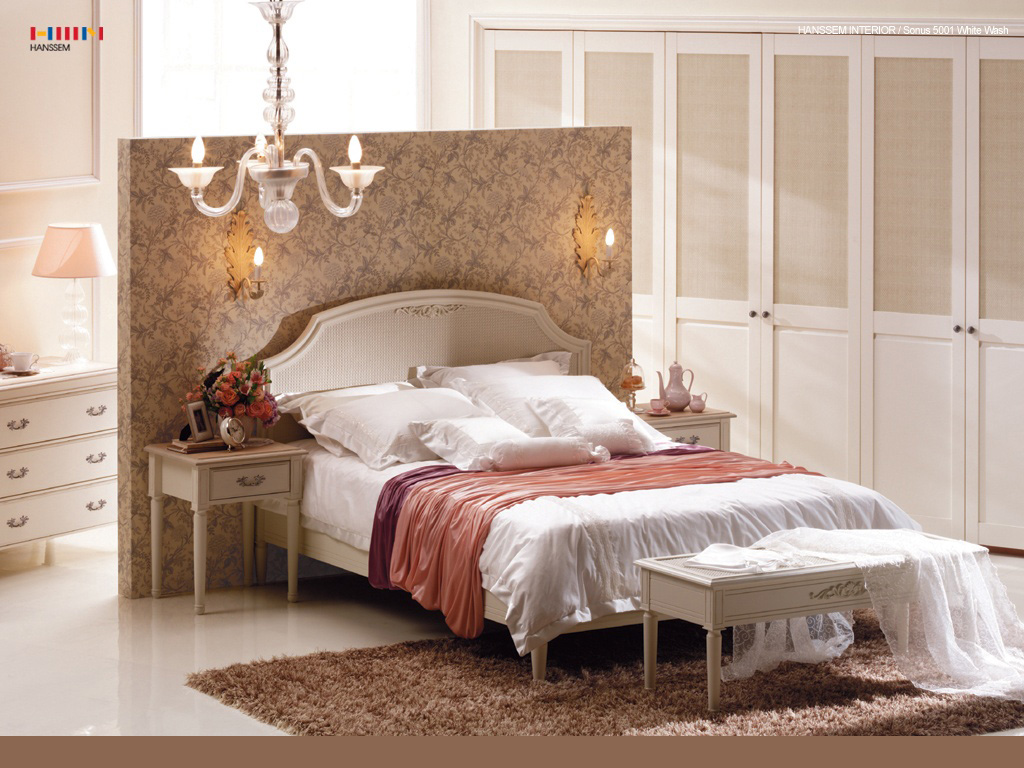 Image of: Trendy Exciting Bedroom Color Scheme