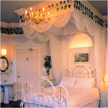 Image of: Victorian Bedroom Decor