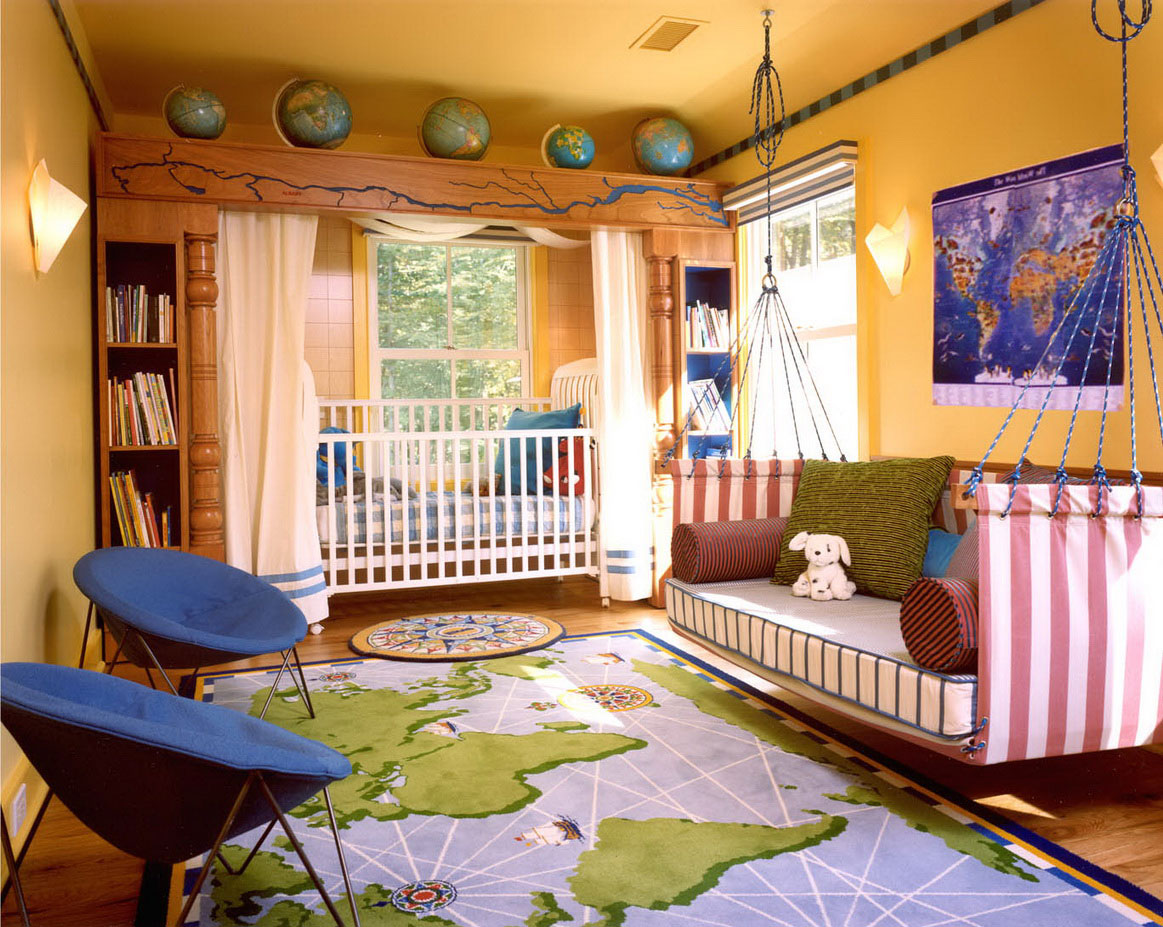 Image of: Small Kids Bedroom Design Ideas