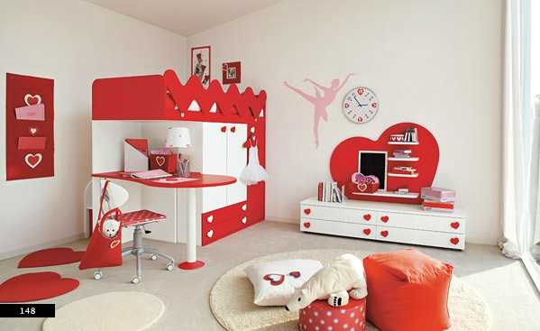 Image of: Room Design Idea for Kids