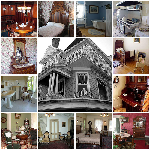 Image of: Victorian Interior Decorating Pictures