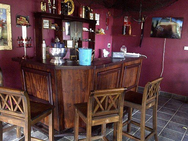 Image of: Bar in home furniture