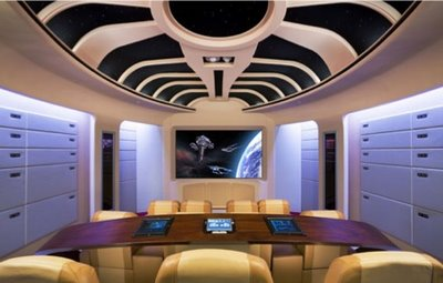Enterprise NCC1701D Theatre