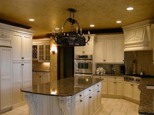 Image of: Tuscany Kitchen Design Decorating Ideas