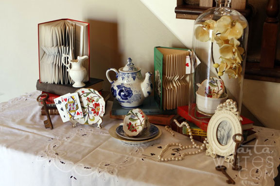 Image of: alice in wonderland accessories for home decor