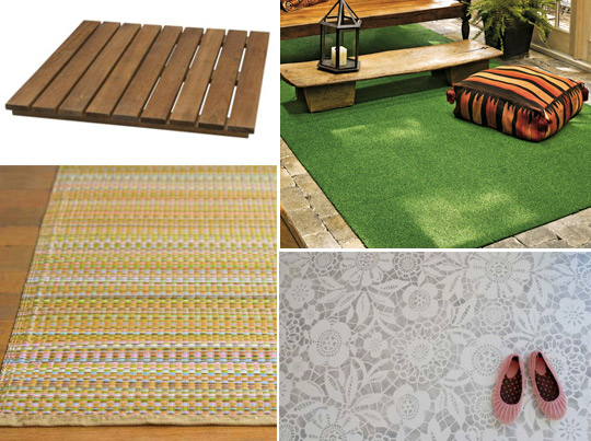 Image of: flooring options for your patio