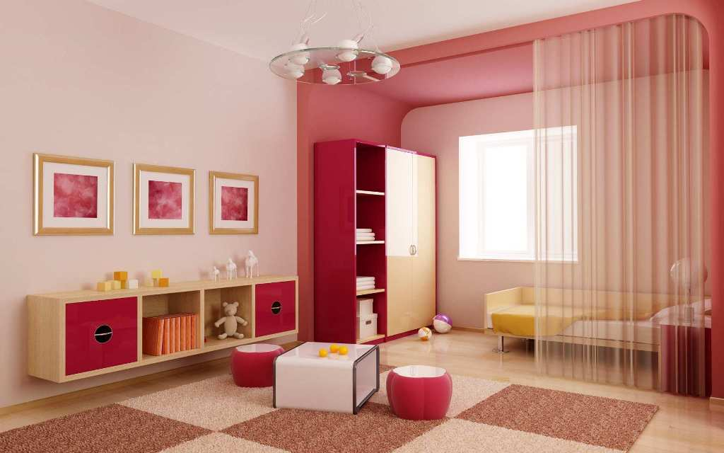 Image of: Child Bedroom Design
