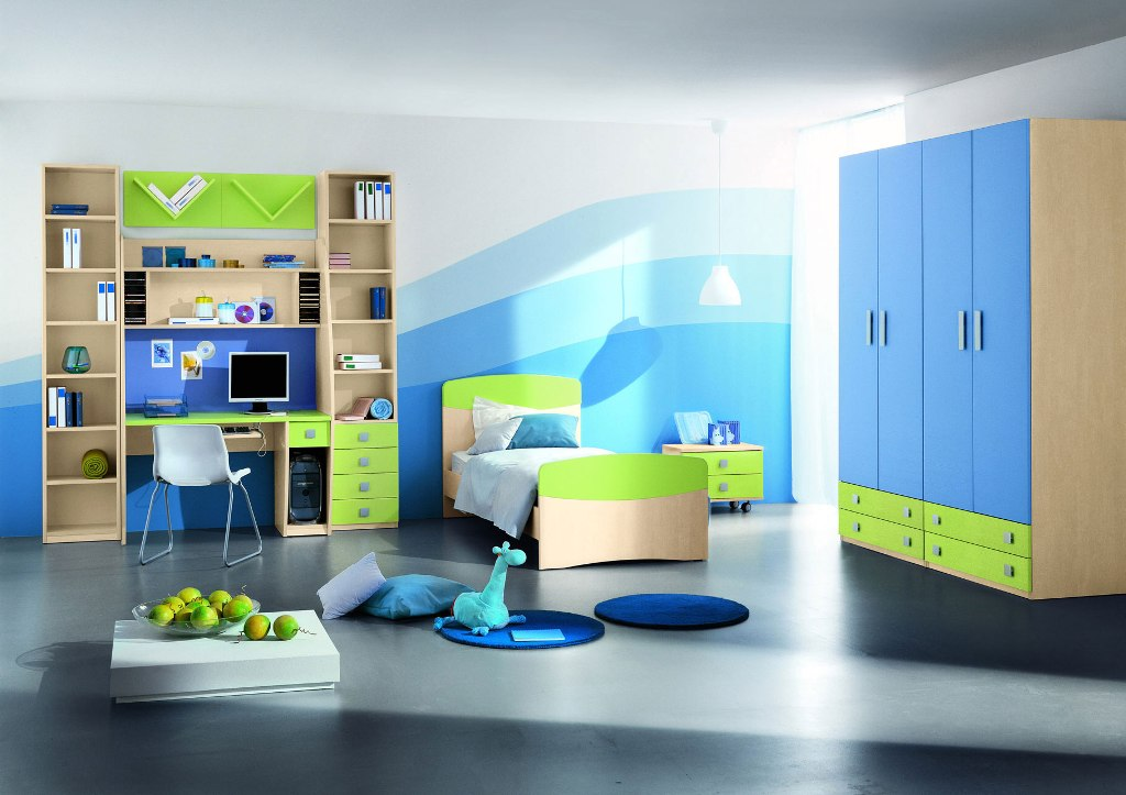 Image of: Child Room Design