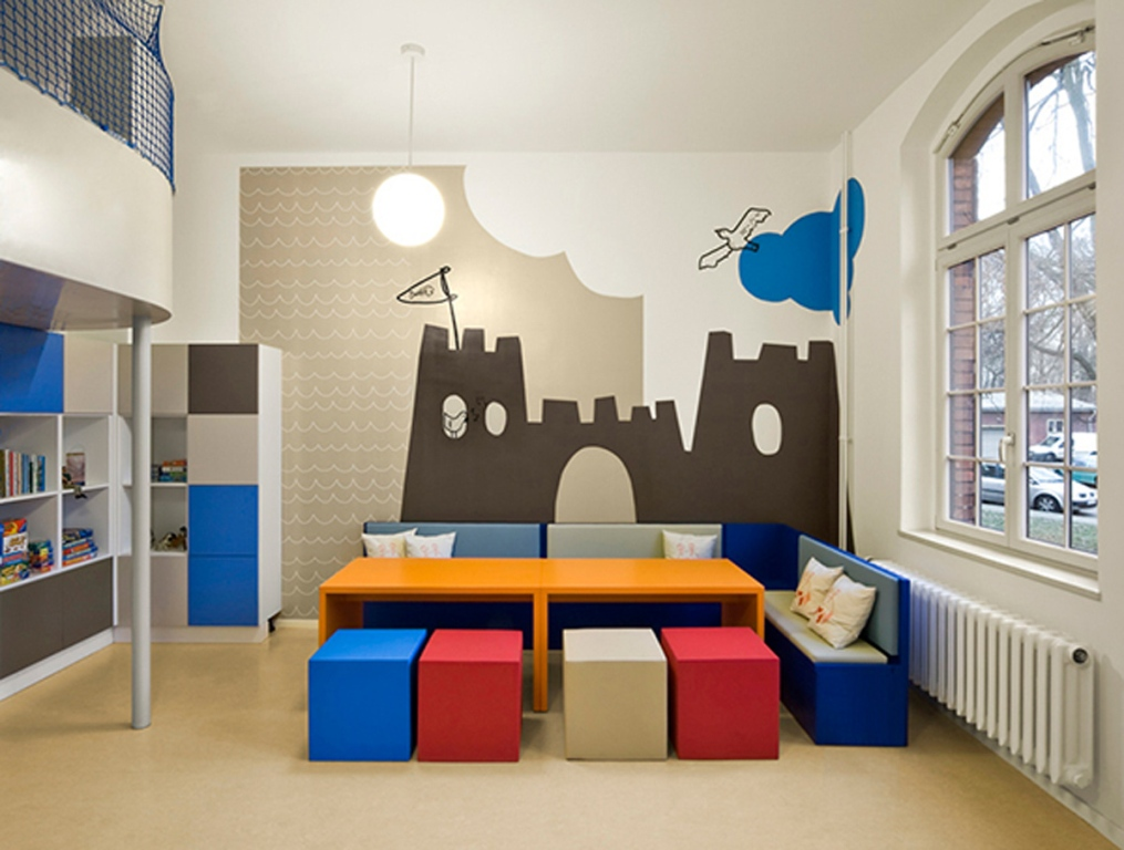 Image of: Child Room Ideas