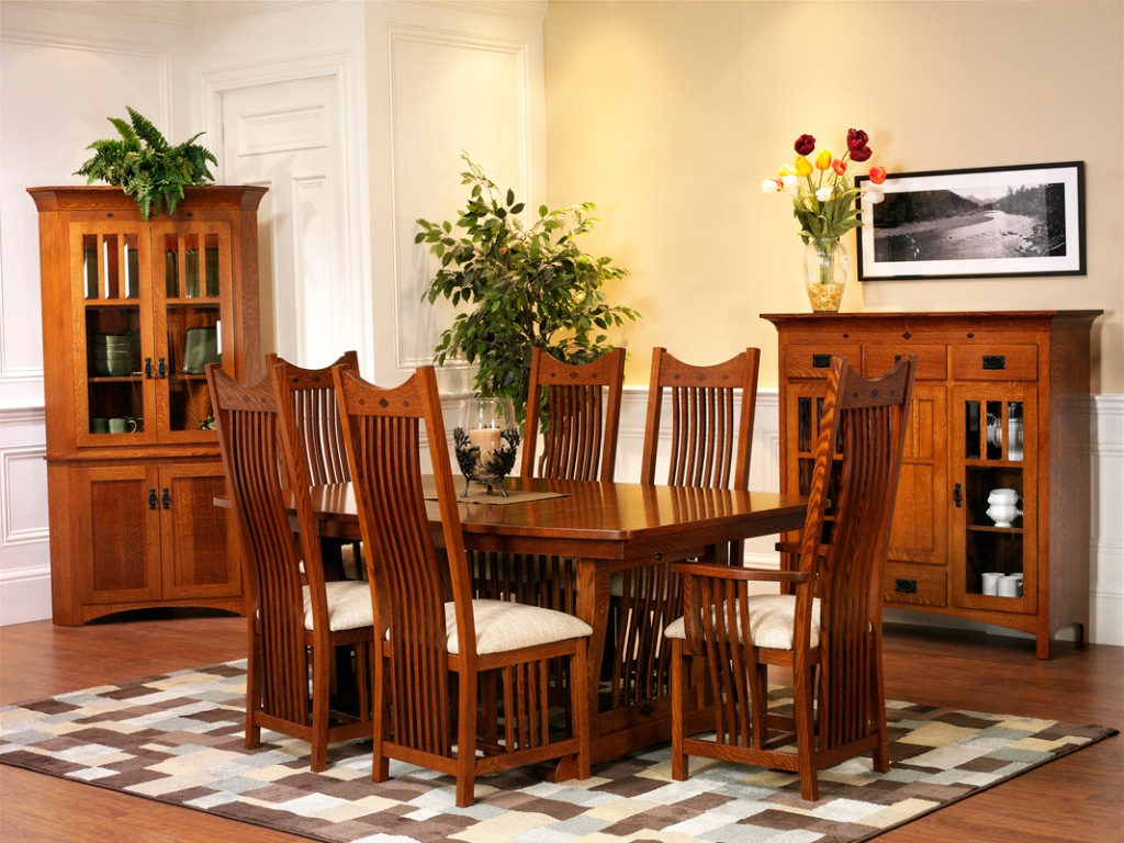 Image of: Classic Dining Room Chairs