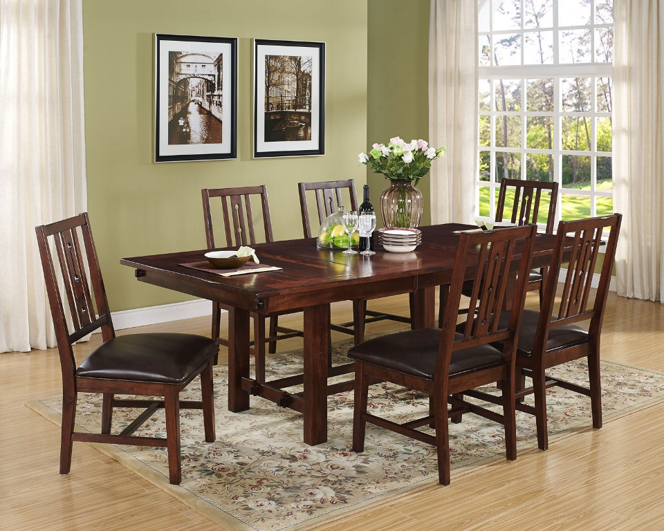 Image of: Classic Dining Room Design Ideas