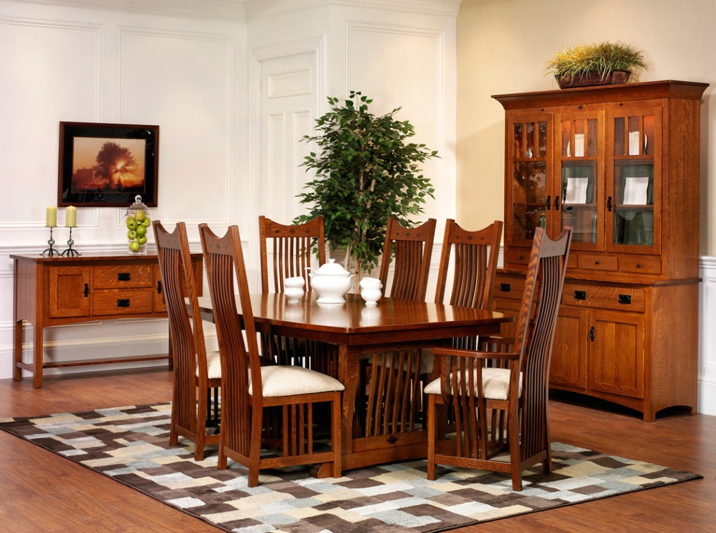 Image of: Classic Dining Room Sets