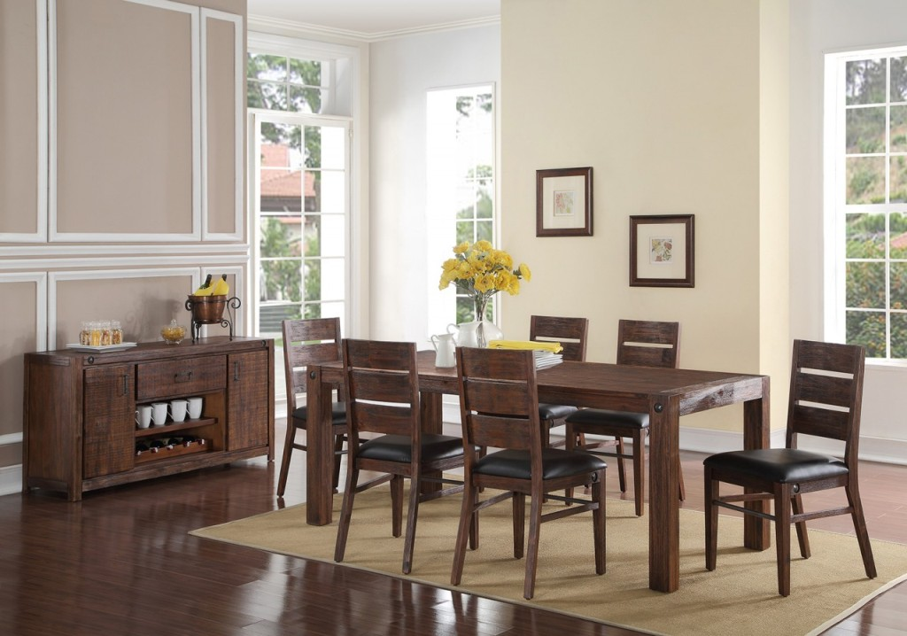 Image of: Classic Dining Room Tables