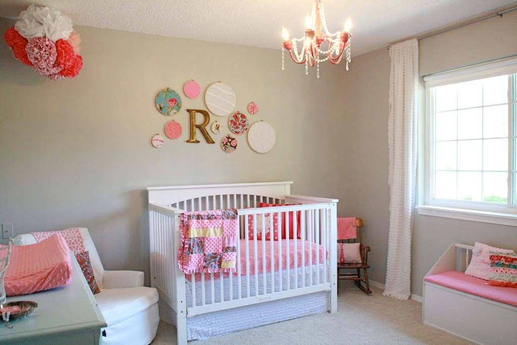 Appealing Girls Room Decorating Ideas