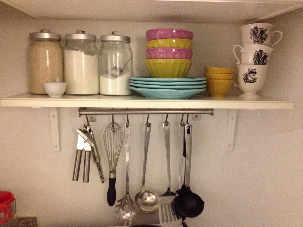 Image of: How To Organize A Small Kitchen Ideas