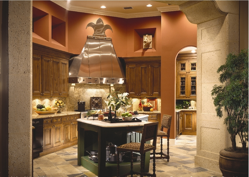 Image of: Mediterranean Style Kitchen Ideas Pictures