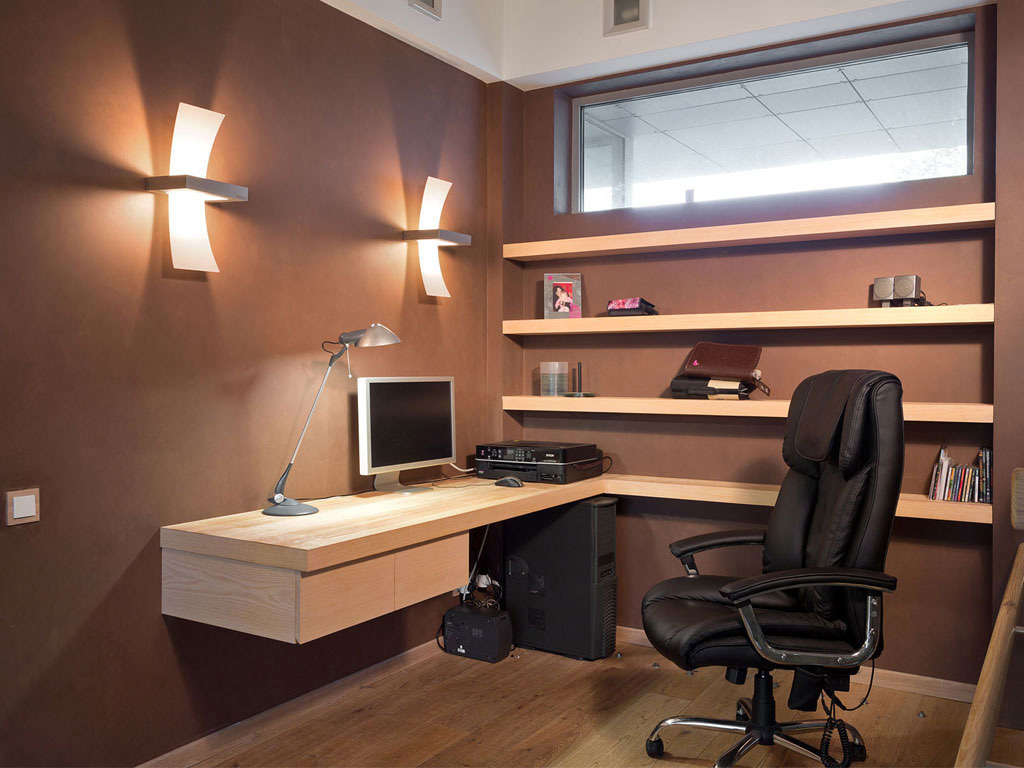 Image of: Small Office Designs Ideas
