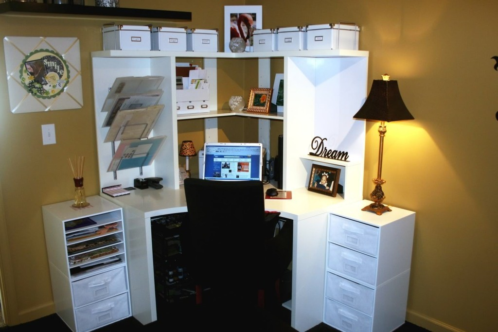Image of: Small Office Designs